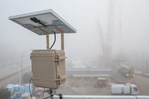 Zeitraffer-Kamera im Winter