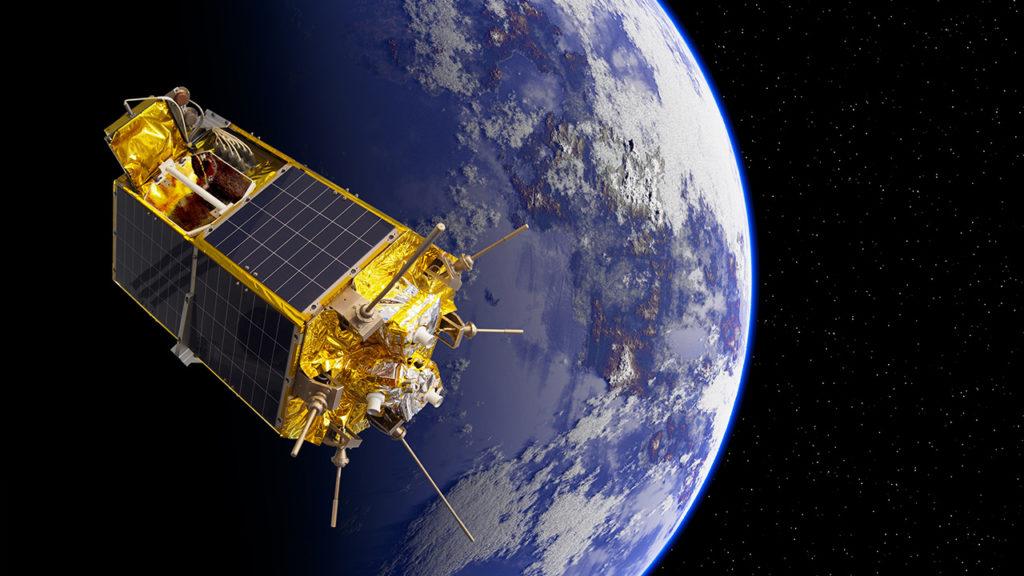 Starlink Satelliten Berlin